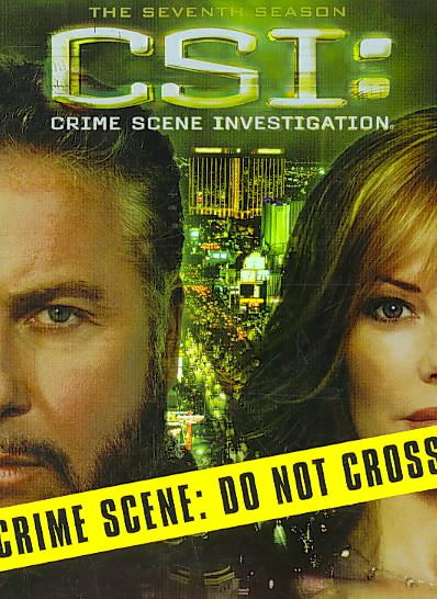 CSI:COMPLETE SEVENTH SEASON BY CSI: CRIME SCENE INV (DVD)